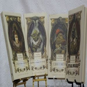 WILLIAM SHAKESPEARE'S 4 Book Bundle PRICED CHEAP